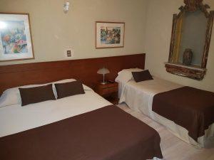 Hab. Triple 01 - Hotel 5 Norte